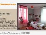 A vendre - appartement - Hendaye (64700) - 5 pièces - 130m
