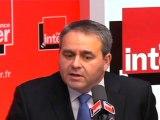 Xavier Bertrand, Député-maire Ump de Saint-Quentin dans l'Aisne