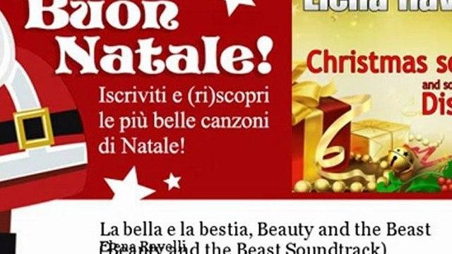 Elena Ravelli - La bella e la bestia, Beauty and the Beast - Beauty and the Beast Soundtrack