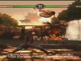 Mortal Kombat 9 Offline Pakistani Karachi matches between Kamran Saibot (Kung lao )Vs, Rockywild  (Millena) Part 2
