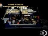 Reggio Calabria, fermato barcone con 171 migranti: 34 bambini. Inseguito per 8 ore da pattugliatori Gdf tra Sicilia e Calabria