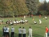 Panthers Pancevo - Wild boars Kragujevac JLS 2012 SF 4Q