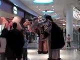 Pasacalles-Animación Reyes Magospara Centro Comercial y de Ocio