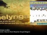 Zion Apostolic Church Choir Mujiche Gospel Singers - Ndiri mwana wako - Melynga