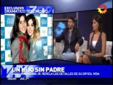 Diego Maradona, Hijo, en 702013 con Chiche Gelblung   Parte 4de4