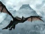 Skyrim - Dragonborn Trailer [FR]