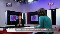 EVENEMENT,Remise du Rapport Louis Gallois sur la compétitivité