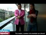 Leçon de Gangnam style avec Psy, la nouvelle star du web