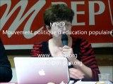 UA2012M'PEP - Réu publique CNR - Propos liminaires de M. Dessenne - 3 novembre 2012 à Aix-en-Provence