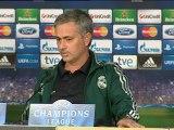 Mourinho considera que el Borussia optará a ganar la Liga de Campeones si pasa a octavos