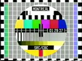 CBC Montreal 6 sign-off 1987