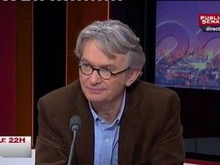 Jean-Claude Mailly sur Public Sénat