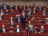Reportages : Incident à l'Assemblée nationale : les députés UMP  scandalisés par l'attitude de la majorité