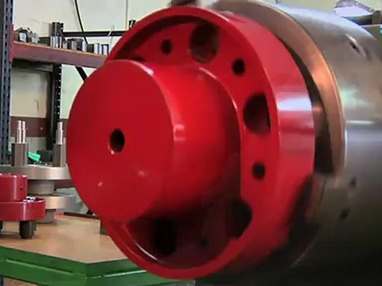 Industria - Barcelona - Mupesa Construcciones Mecánicas