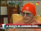 TeleFama.com.ar La televisión recordó a Leonardo Favio