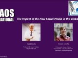 The Impact of the New Social Media in the Global Process – Première partie