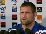 Vincent DEBATY - préparation France-Australie 2012.