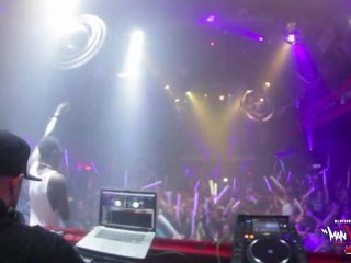 DJ Dysfunkshunal, Fatty K & Bringhim at Club MTV (Le You Brussels, Sept 22nd 2012)