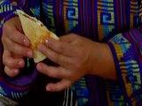 Azteca Food's Chef Gustavo Presents Parmesan Crusted Quesadillas