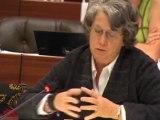 PRS et  maternité de Vire - Annie Bihel, conseillère régionale