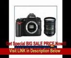 SPECIAL DISCOUNT Nikon D90 SLR Digital Camera, 12.3 Megapixel, DX Format CMOS Sensor, 3 VGA LCD Display, Kit Includes: AF-S DX NIKKOR 18-200mm f/3.5-5.6G ED VR II Lens