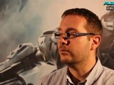 Interview Nicolas Bouvier (343 Industries) - Halo 4 Launch Event