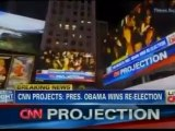 President Barack Obama Wins Re-Election 2012, 4 more years!!! The Speech