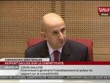 """Rapport Gallois sur la """"compétitivité"""",  par Louis Gallois - partie 1/2 - L'exposé - 1h"""