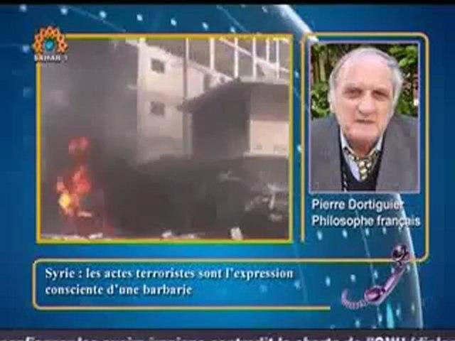 Pierre Dortiguier - C'est le leadership américain qui produit des monstres
