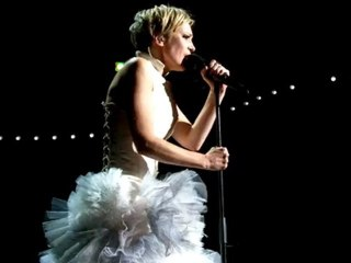 Patricia Kaas chante Piaf au Royal Albert Hall