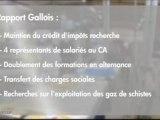 En quoi consiste le rapport Gallois ? (Essonne)