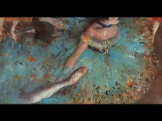 """""""The Dance Class"""" by Edgar Degas"""