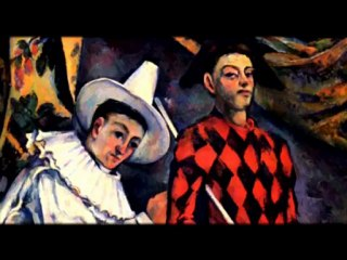 """Mardi Gras"" (""Pierrot and Harlequin"") by Paul C?zanne"