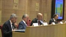 [Reportage] Le Sénat auditionne Louis Gallois sur son rapport sur la compétitivité (07.11.12)