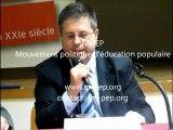 UA2012M'PEP - Réu publique CNR - Réponse à la salle de Jean-Luc PUJO (Clubs Penser la France) - 3 nov. 2012 à Aix-en-Provence