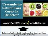 Tratamiento natural para la diabetes | Como curar la diabetes naturalmente