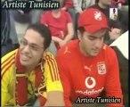 Les Supporters de al  Ahly Mkachkhines et grands fans de l'Espérance