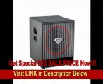 SPECIAL DISCOUNT Cerwin Vega Pro CVA-115X 15-Inch Activeseries High Performance Subwoofer