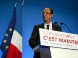 Hollande breaks promise and raises taxes