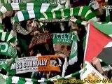 Celtic - You'll Never Walk Alone vs Barcelona
