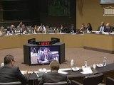 Assemblée nationale - audition de M. Louis Gallois, question de Frédéric Barbier