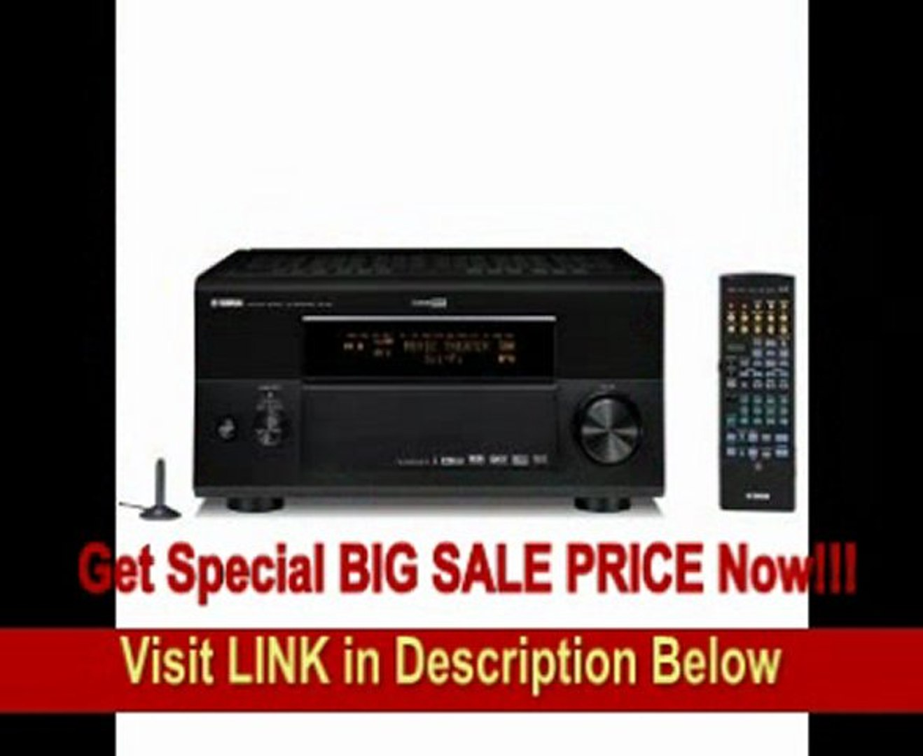 Yamaha Rx Z9 91 Home Theater Surround Sound Receiver Review