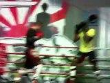 Boxe Thaï au Nectar Boxing Camp