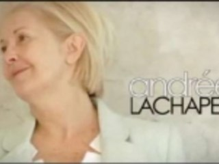Andrée Lachapelle: belle au naturel