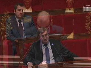 Intervention de Gwendal ROUILLARD relative au Budget Défense 2013 à l'Assemblée nationale  le 7 novembre 2012