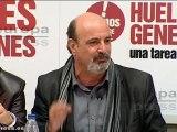 """Campos: """"El 14N es una huelga social"""""""