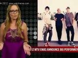 Fun 2012 MTV Europe Music Awards performance