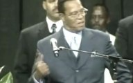 Louis Farrakhan exposes The Democracy Of US..flv