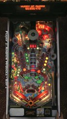 ATTACK FROM MARS Pinball Table (Midway 1995) - Pinburgh 12 C Division Final (Game 1)