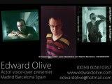 Locuciones doblaje Edward Olve locutor doblador ingles britanico Madrid España